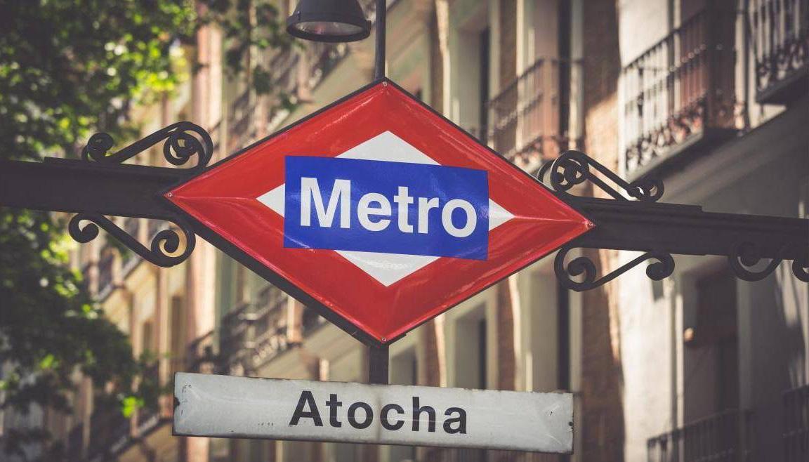 Hostal en Atocha, centro de Madrid